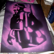 Spray Paints and Murals